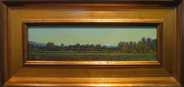 , 'View from Applewood Winery,' 2011, BoxHeart