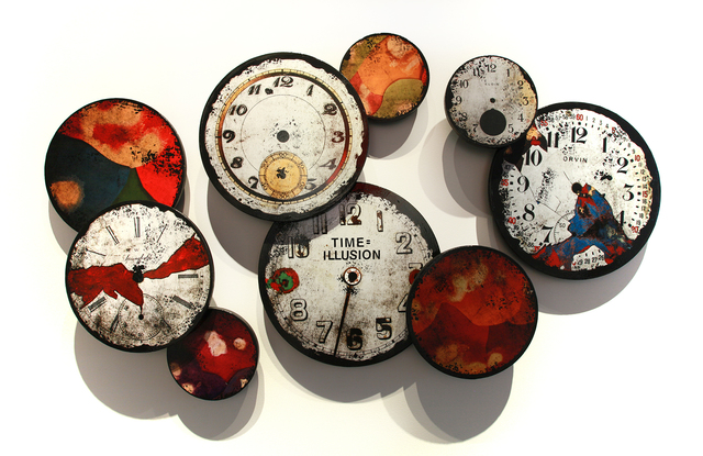 , 'Time = Illusion,' , Gail Severn Gallery