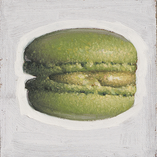 Anthony Mastromatteo, 'Pistachio Macaron', 2016, Rehs Contemporary Galleries