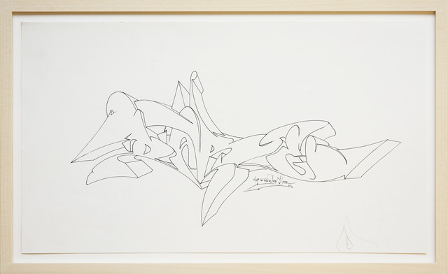 DARE (Sigi von Koeding), 'Memories 9', 2020, Drawing, Collage or other Work on Paper, Ink and carbon on paper, KOLLY GALLERY
