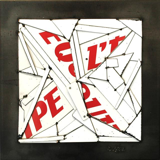 , 'L'Equipe,' 2018, Galerie Art Jingle
