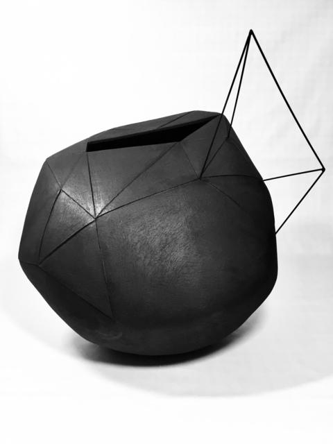 , 'Linear Affix,' 2018, &Gallery