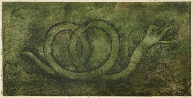 , 'Quetzalcóatl,' 1978, Hecho a Mano