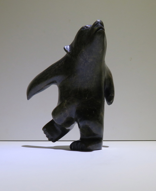 , 'Dancing or swimming bear,' , Arctic Experience McNaught Gallery