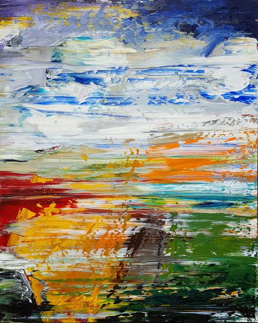 , 'Coastal IV,' 2016, Sopa Fine Arts