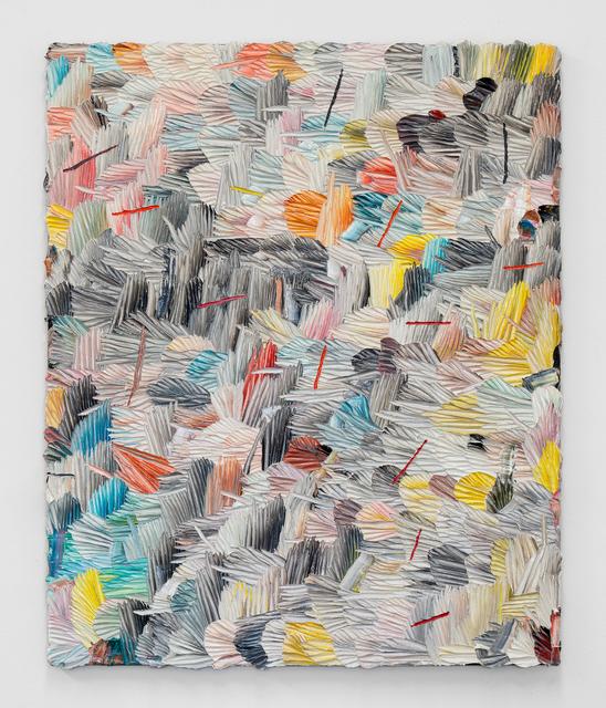 , 'e.f.w (t.l.o.),' 2017, Jessica Silverman Gallery