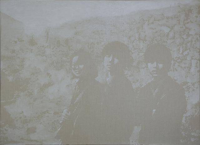 , 'Waiting,' 2008, Association March Art