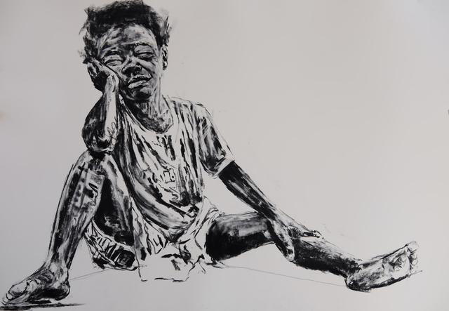 , 'Poise,' 2017, Gallery of African Art (GAFRA)