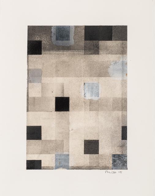 , 'Grid Drawing (mini 5),' 2015, Bentley Gallery