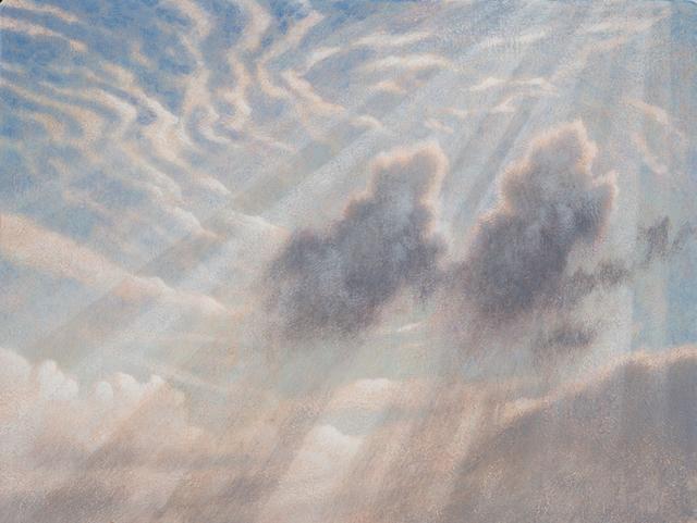, 'Shafts of Sunlight II,' , Jonathan Cooper