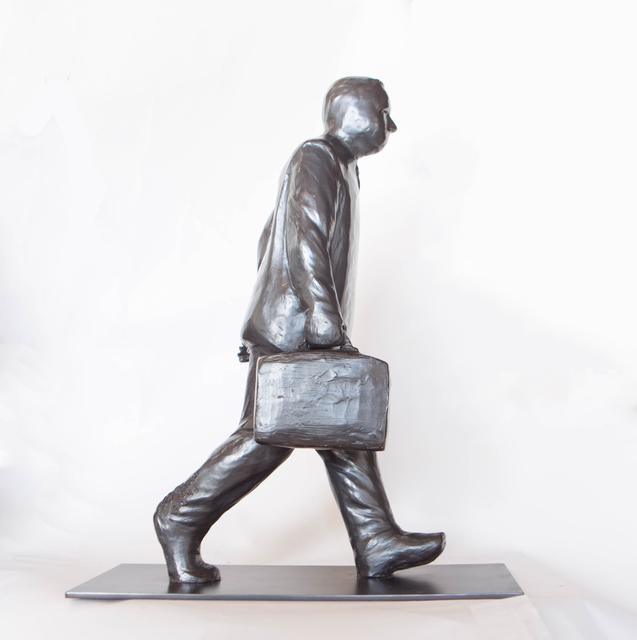 , 'Hustling,' 2017, Cavalier Galleries