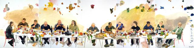 Liu Xiaodong, 'Eat First', 2008, Faurschou Foundation
