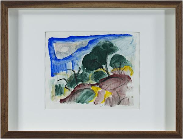 , 'A Summer Landscape,' 1993, David Barnett Gallery