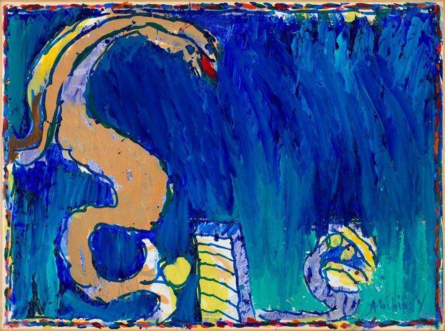 , 'Pour Nanna,' 1973, CFHILL