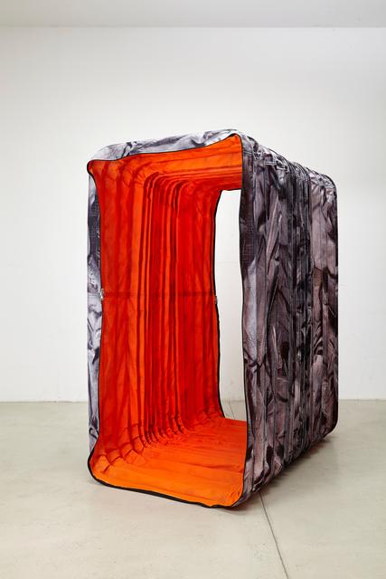 Johannes Wohnseifer, 'Faltenbalg', 2018, Galerie Elisabeth & Klaus Thoman