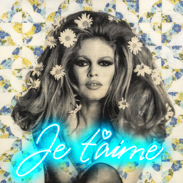 , 'Je t'aime,' 2017, Gilles Clement Gallery