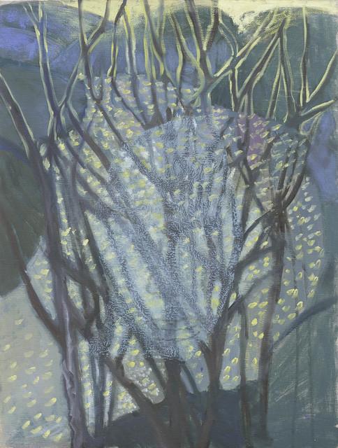 , 'Dreaming Trees,' 2017, John Martin Gallery