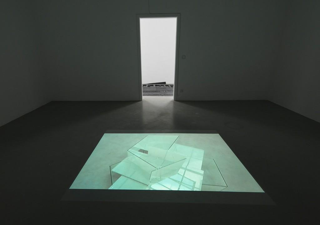 Exhibition view: FILDERBAHNFREUNDEMÖHRINGEN (FFM), 2015