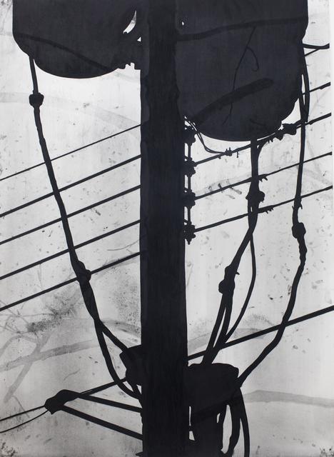 , 'CHPL AL #1,' 1990, Barry Whistler Gallery
