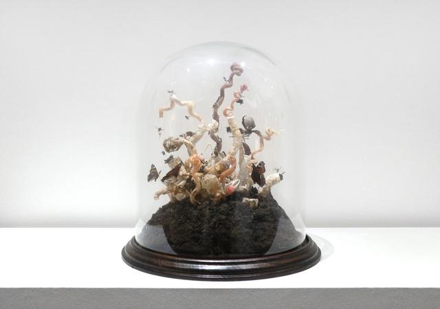 , 'An Eruption,' 2019, bo.lee gallery