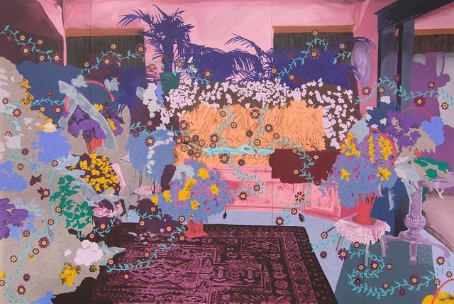 , 'Untitled (Of Hoston),' 2018, k contemporary