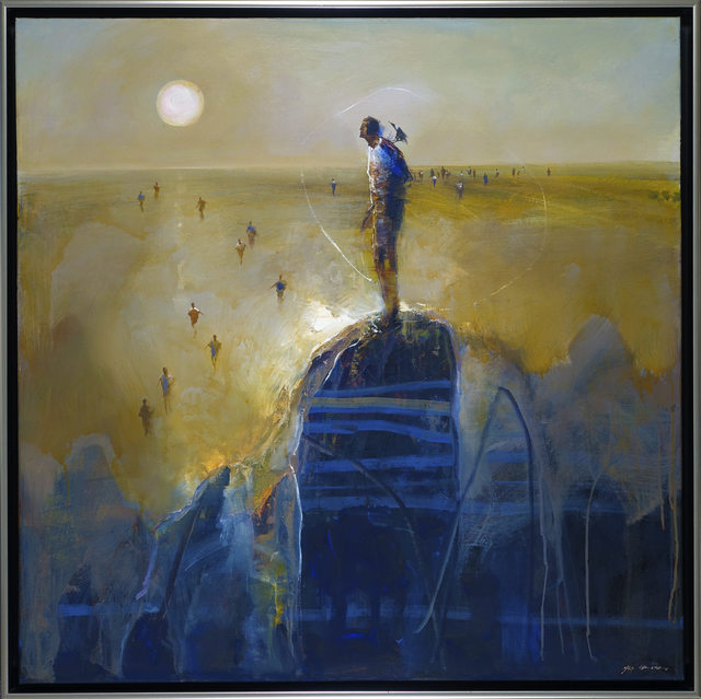 , 'Viewpoint,' 2018, Wentworth Galleries