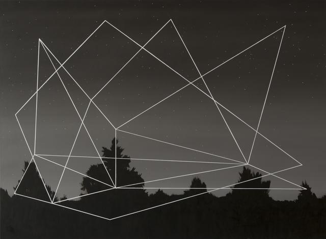, 'Constellation,' 2016, Galerie Sandhofer