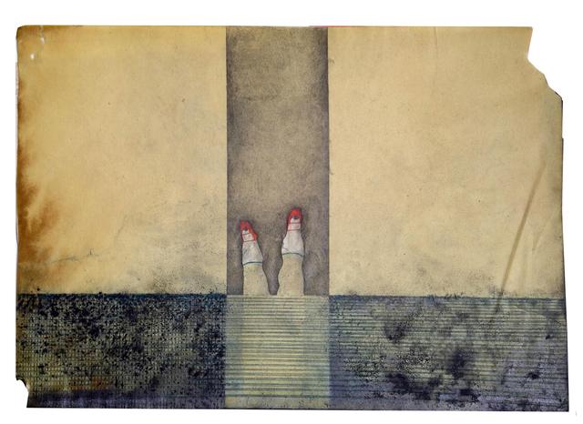 , 'En el borde,' 2014, Galería Sextante