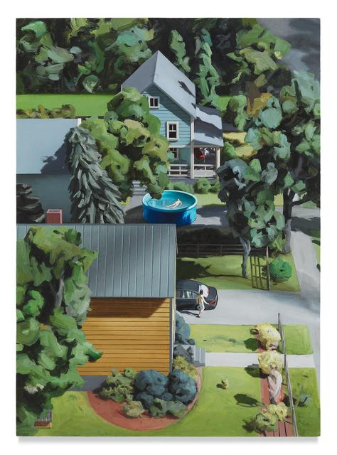 , 'Gawker,' 2018, Miles McEnery Gallery