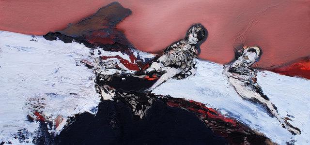 , 'Torrent,' 2017, Pontone Gallery