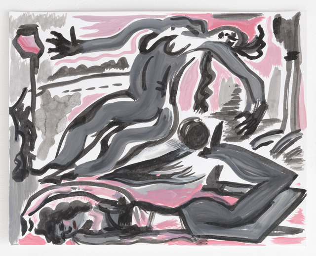 , 'Stop,' 2016, Night Gallery