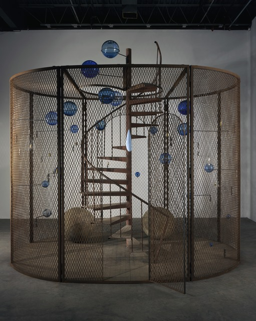 , 'Cell (The Last Climb),' 2008, Garage Museum of Contemporary Art