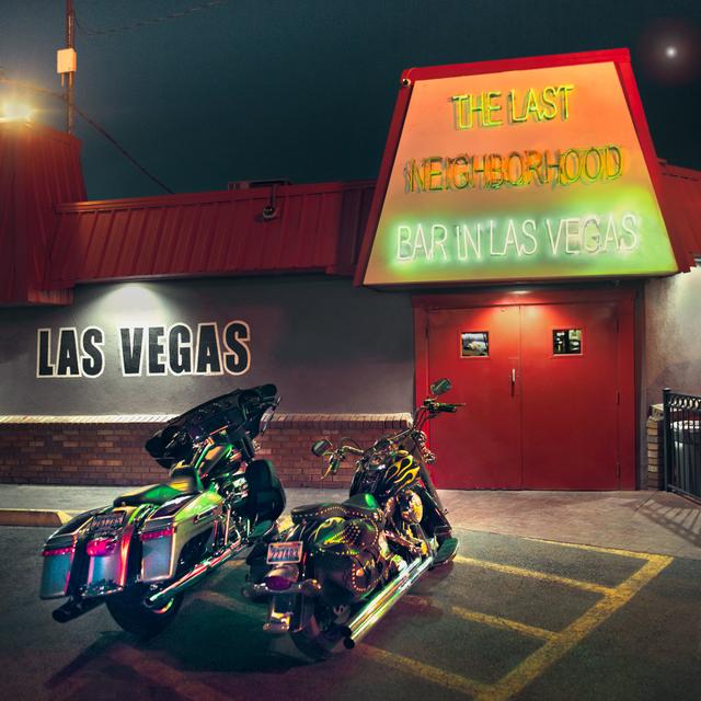 , 'The Last Bar in Vegas,' 2017, Capital Culture Gallery