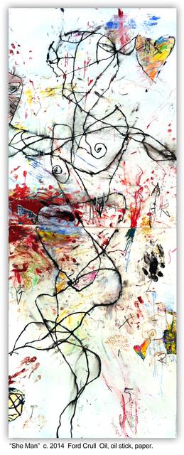 , 'She Man,' 2018, Cross Contemporary Art