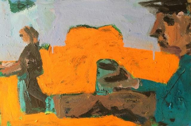 , 'Silver Apples,' 2015, Stuart & Co. Gallery