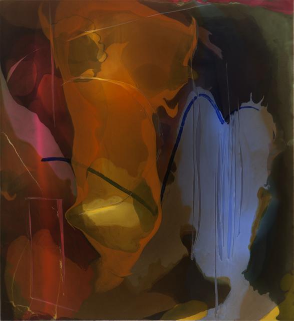 Lynn McCarty, 'Color Swag', 2016, Nancy Hoffman Gallery