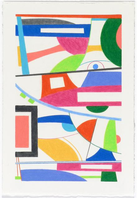 Gary Petersen, 'Turning Upwards #8', 2019, McKenzie Fine Art