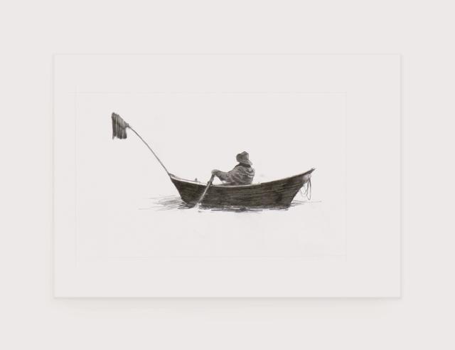 , 'The Boatman Study 1,' , Anima-Mundi