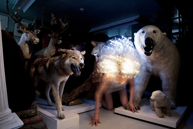 , 'Prometheus 3,' 2010, MIYAKO YOSHINAGA