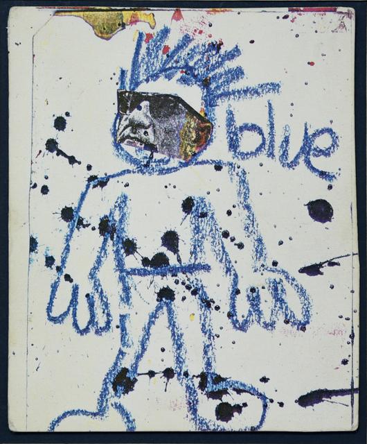 , '(Anti) Product Postcard,' ca. 1980, ARTRUST