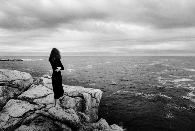, 'Self Portrait and the Sea,' , Pucker Gallery