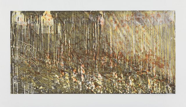 Pat Steir, 'Long Horizontal', 1991, Heritage Auctions