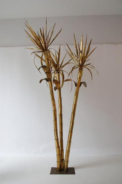 , 'High brass palm,' ca. 1965–70, Gallery Anne Autegarden