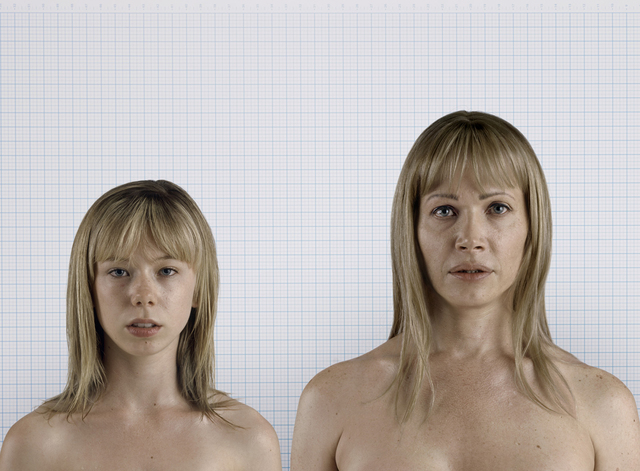 , 'Teen and Transgender Comparative Study #5,' 2008, Ghebaly Gallery