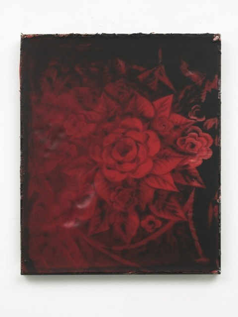 , 'The Rose (Closed),' 2013, Jessica Silverman Gallery