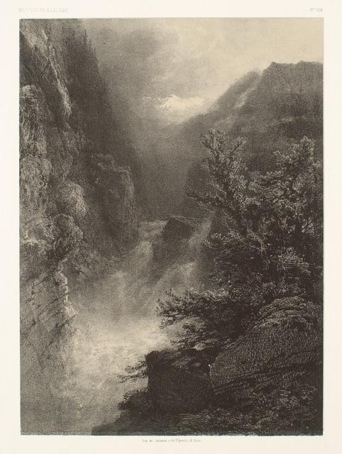 , 'Landscape,' 1855, Clark Art Institute