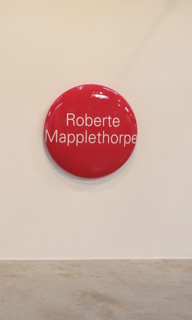 , 'Portrait Grandeur Nature (Roberte Mapplethorpe),' 2009, La Patinoire Royale / Galerie Valerie Bach