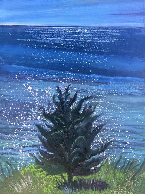 , 'Tree and Reflection,' 2019, Gallery NAGA