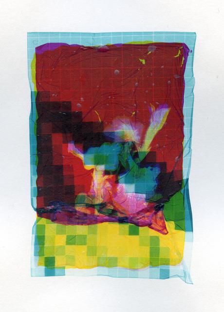 , 'C/M/Y_waterfall 05,' 2015, PGI