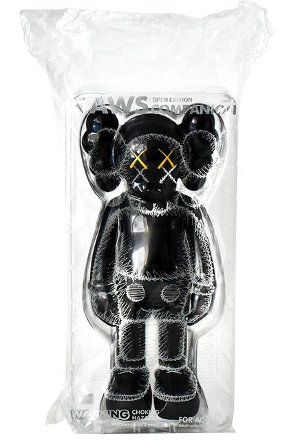 KAWS, 'COMPANION (Black)', 2016, Silverback Gallery
